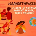 UNODA joins global efforts for 16 Days of Activism Against Gender-Based Violence