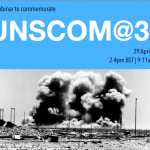 King's College London to host webinar in collaboration with ODA to mark the 30th anniversary of UNSCOM