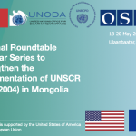 Mongolia makes progress towards national implementation action plan for resolution 1540 (2004)
