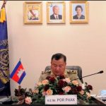 UNRCPD hosts webinar series on gender in small arms control for Cambodian officials