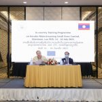 UNODA's Regional Centre in Asia and the Pacific concludes hybrid training on gender mainstreaming small arms control with the Government of Lao PDR