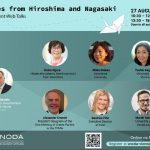 Disarmament Web Talks webinar: Stories from Hiroshima and Nagasaki